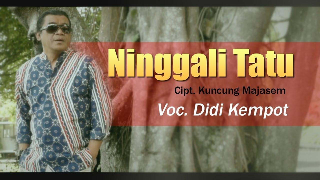 Didi Kempot Ninggali Tatu Official Youtube