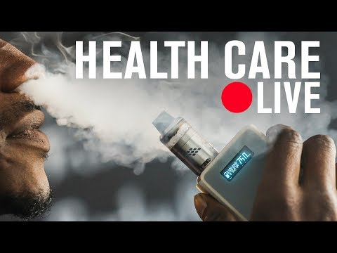 Sensible regulation of e-cigarettes: Opportunities for reform | LIVE STREAM
