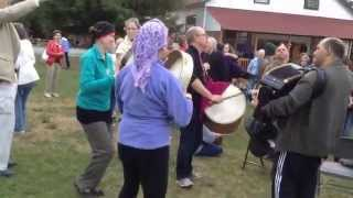 Music on the lawn at EEFC 2014 Iroquois Springs