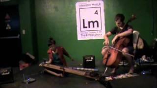 08 Cheryl Borja and John David Eriksen Laboratory Music #4 Improvisation Festival