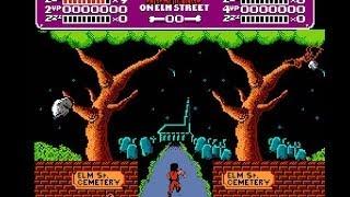 A Nightmare On Elm Street - Nes - Full Playthrough
