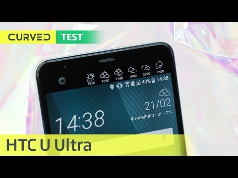 HTC U Ultra im Test | deutsch