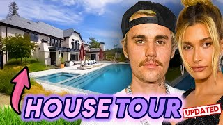 Justin & Hailey Bieber | House Tour UPDATED | NEW Beverly Park Mansion