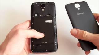 Супер-смартфон за $60 UHANS A101 - обзор