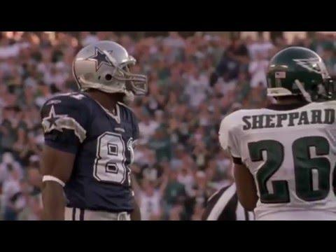 Sheldon Brown & Lito Shepard Philadelphia Eagles. | HD |