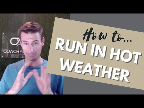 How To Run In The Heat: Tips to running in hot weather & humid conditions