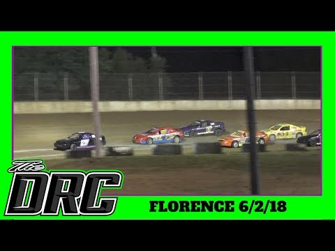Florence Speedway | 6/2/18 | Hornets