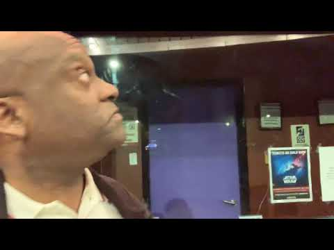 Black And Blue Movie Review At AMC Cinemark Tinseltown Theater Fayetteville GA