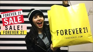 *HUGE* Forever 21 Try On Haul | Heli