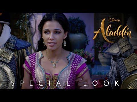 Disney's Aladdin - Speechless Film Clip