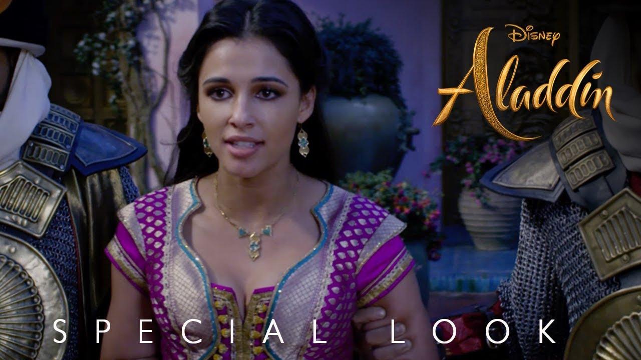 Disney S Aladdin Speechless Film Clip Youtube