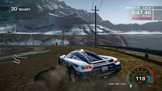 NFS: Hot Pursuit(2010): SCPD Event #20: Preview: Eagle Crest: Swedish Swoop
