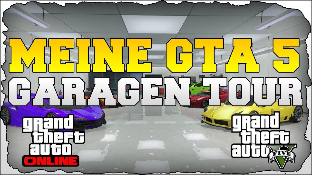Gta 5 Garagen