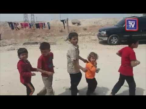 Jiwa besar anak kecil Syria