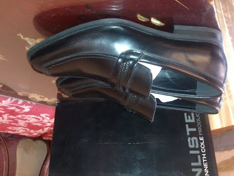 Review kenneth cole unlisted men's full grown oxford shoes