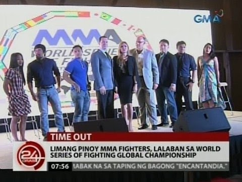 24 Oras: 5 Pinoy MMA fighters,...