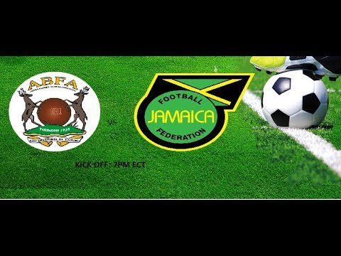 ANTIGUA AND BARBUDA VS JAMAICA