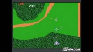 Xevious (Classic NES Series) Game Boy Gameplay
