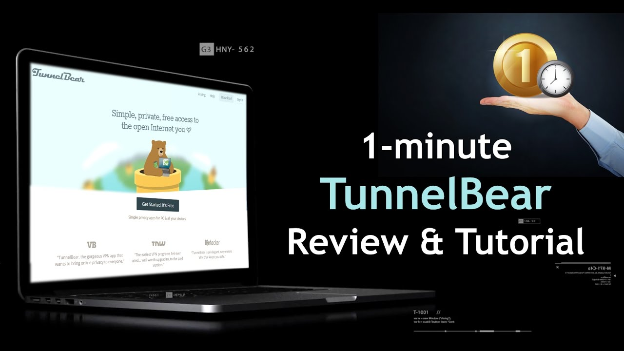 TunnelBear VPN Review 2019