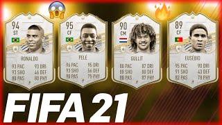 Die besten ICON Packs aus den letzten Tagen | FIFA 21 Highlights Deutsch