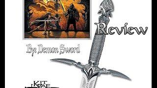 Kit Rae sword review