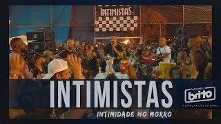 PAGODE DO GRUPO INTIMISTAS   Intimidade no morro ( Part. Grupo Galo Cantô )