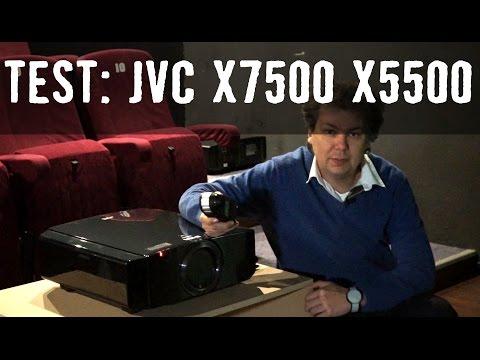 JVC DLA-X7500 / X5500 Test (RS-420 / RS-520 Review): HDR, Input-Lag &  Umschaltzeiten
