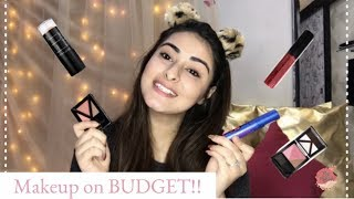 College/Work Makeup on a BUDGET!!!