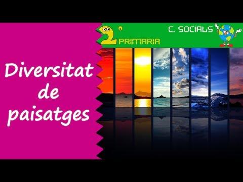 Ciències Socials. 2n Primària. Tema 3. Diversitat de paisatges