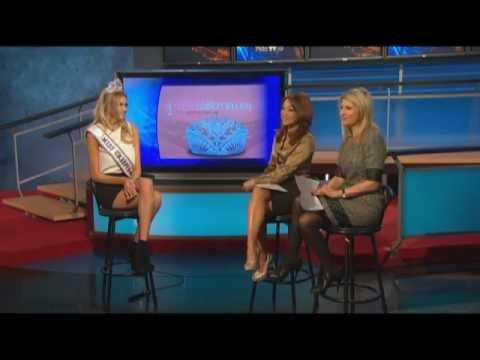 KCAL9 Miss California USA 2012, Natalie Ann Pack