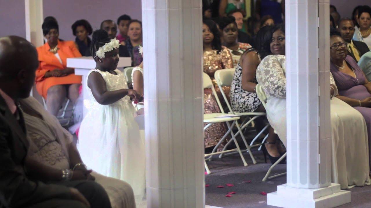 Melvin garrett wedding
