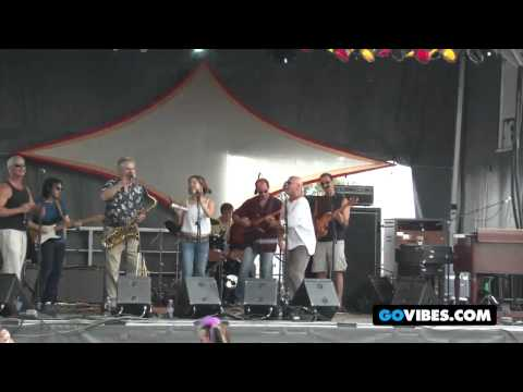 """Band Together CT Performs """"Get Back"""" at Gathering of the Vibes 2011"""