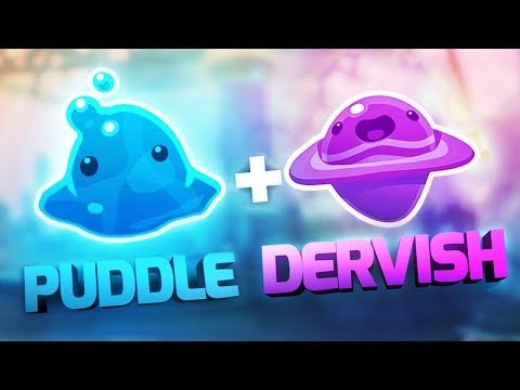 CAN WE MAKE PUDDLE TORNADOES WITH DERVISH? - Slime Rancher 1.1.2 Full Version Gameplay Part 30