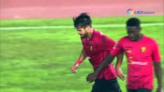 Resumen de RCD Mallorca (1-1) Girona FC