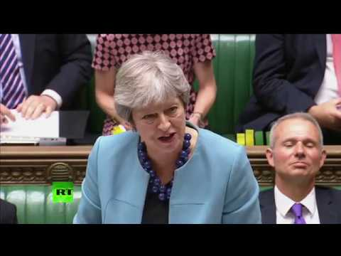 LIVE: Theresa May holds PMQs ahead of tomorrow's EU Summit