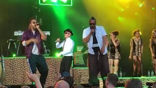 Jan Delay & Disko No. 1 feat. Denyo & Samy Deluxe - Füchse (13.07.2017, JazzOpen Stuttgart)