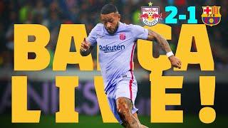 🔥 BARÇA LIVE | FC RED BULL SALZBURG 2-1 BARÇA ⚽ FRIENDLY MATCH FROM AUSTRIA