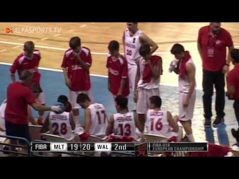 FIBA U16 | GIBRALTAR v ANDORRA | GAME 1 18/07/16