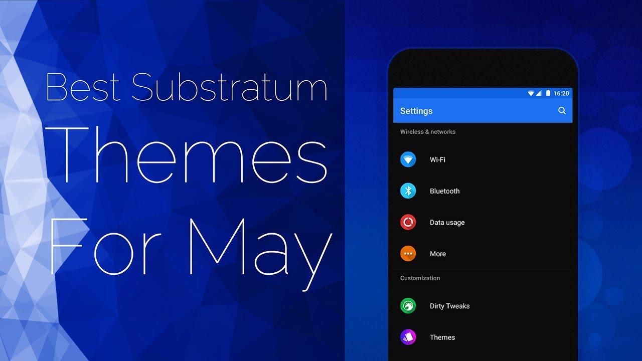 substratum theme
