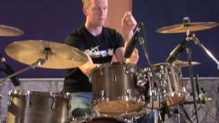 Eighth Note Drum Fills - Drum Lessons