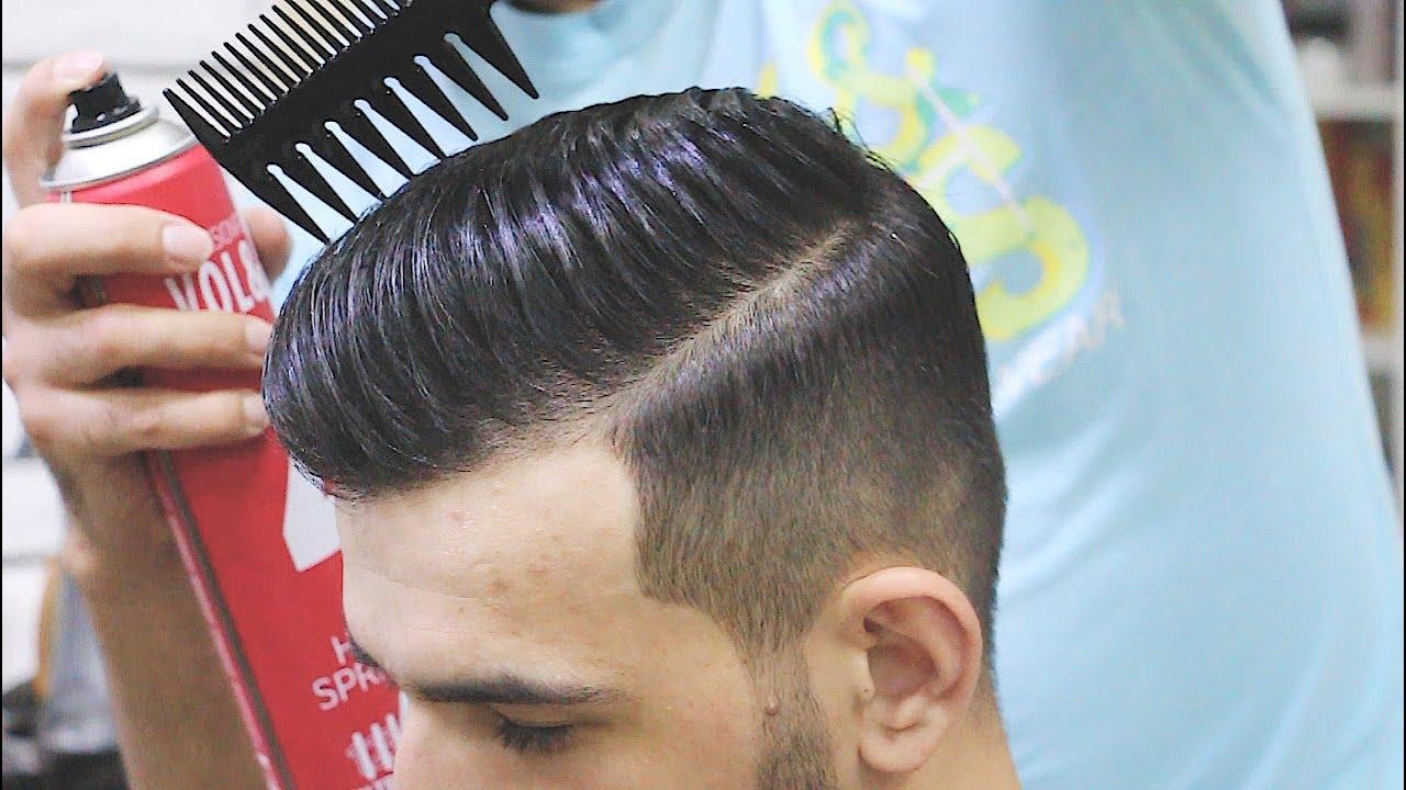 Learn To Cut Hair Male Haircut Amazing Transformation Hair Cutting Video Youtube