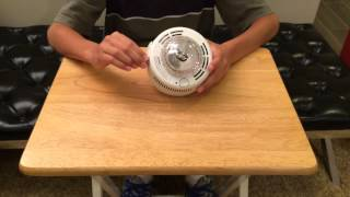 Review of the First Alert Hearing Impaired Smoke Alarm model 7010BSL