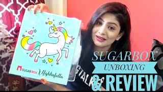 The SUGARBOX - Unboxing & Review