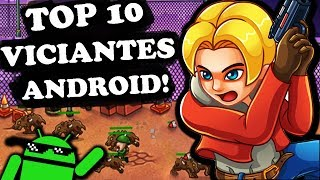 Os 10 Melhores Jogos LEVES e VICIANTES Para Android! - #497 2018