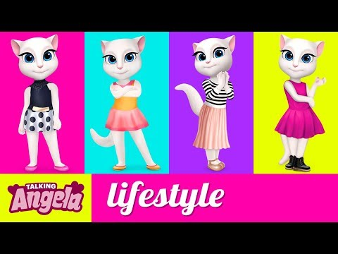 Talking Angela - Simple Style Tips