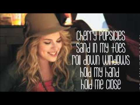 Summertime - Bridgit Mendler - lyrics