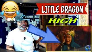 Little Dragon   High - Producer Reaction