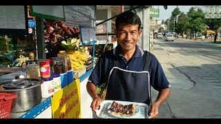 МАСТЕРА 80 УРОВНЯ.Тайские блинчики с бананом.