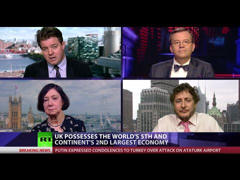 CrossTalk on Brexit: EU implosion?