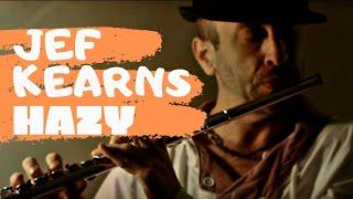 Hazy - Jef Kearns (R&B Instrumental Flute)